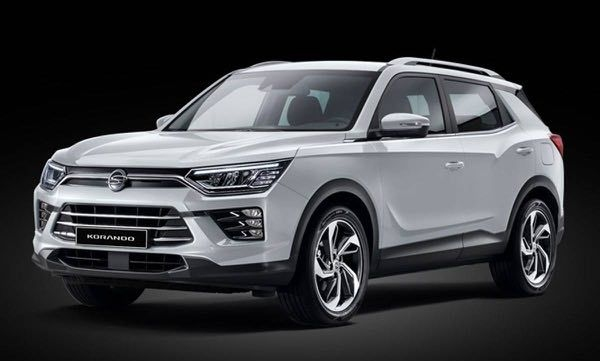 2019 SsangYong Korando Revealed Ahead Of Geneva Debut