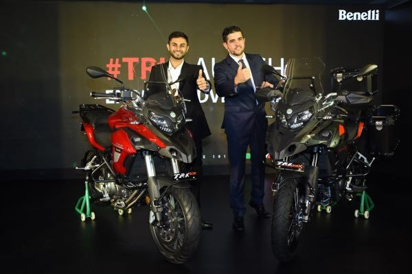 Benelli TRK 502 & TRK 502X Launched, Priced From Rs. 5 Lakhs