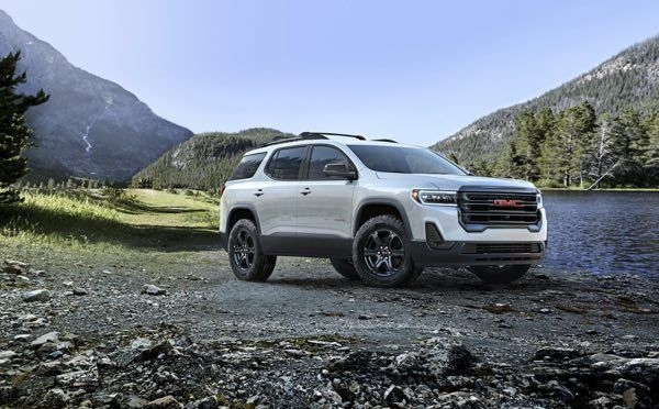 2020 GMC Acadia Revealed With Mid-Cycle Refresh