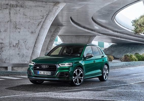 2019 Audi SQ5 TDI Revealed