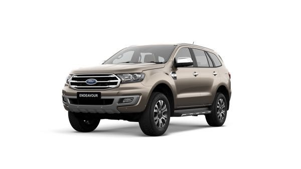 2019 Ford Endeavour Launched, Priced From Rs. 28.19 Lakhs