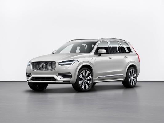 2019 Volvo XC90 Revealed, Comes With KERS System
