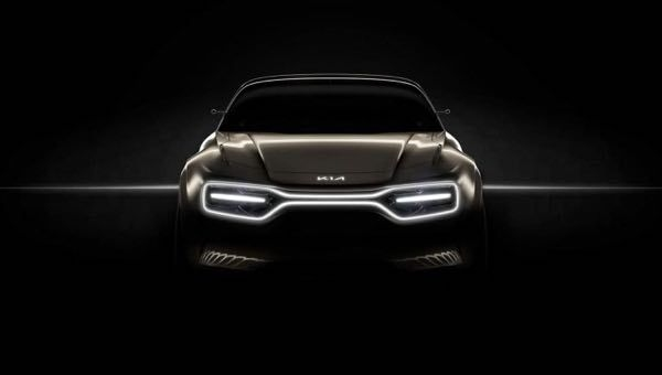 New Kia Electric Concept To Be Showcased At Geneva Motor Show