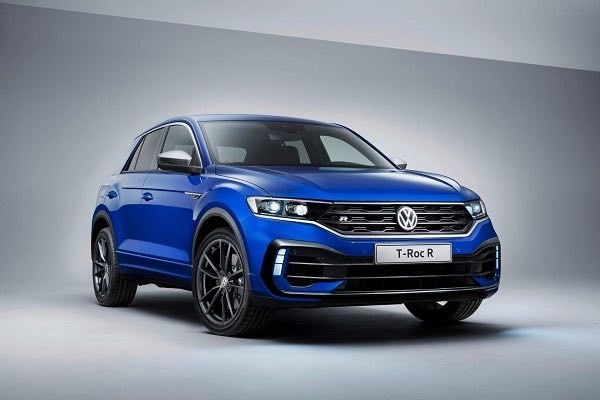 Volkswagen T-Roc R Revealed