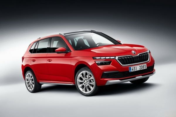 Skoda Kamiq Compact SUV Revealed