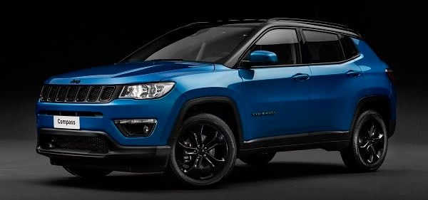 Jeep Compass Special Editions Revealed For Geneva Debut