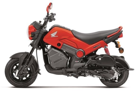 Honda Navi CBS Launched, Priced At Rs. 47,110/-