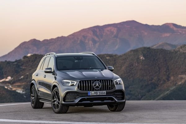 2020 Mercedes-AMG GLE 53 Revealed
