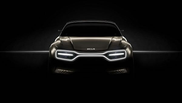 Electric Concept Car From Kia Showcases 21 Screens