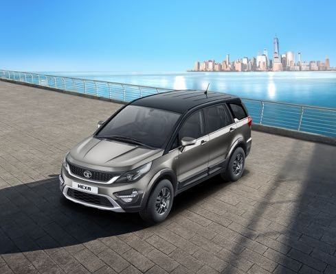 2019 Tata Hexa Launched With New Features
