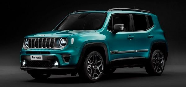 Jeep Renegade S Special Edition Revealed