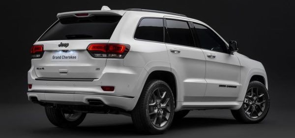 Jeep Grand Cherokee S Limited Revealed
