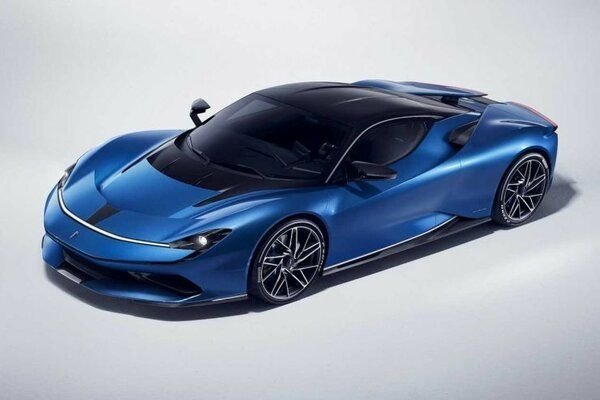 Mahindra-Owned Pininfarina Takes Wraps Off Battista, Brand's First Hyper EV