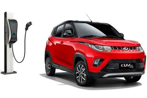 Brace to See Electric Version of Mahindra KUV100 in Showrooms By End of Year