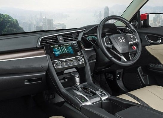 Honda Civic Dashboard