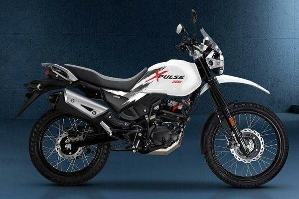 Hero XPulse 200 Battling Dirt Track, Is This the Final Model?