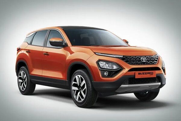 XUV500 Rival Tata Buzzard To be Launched Under Cassini Name in India?