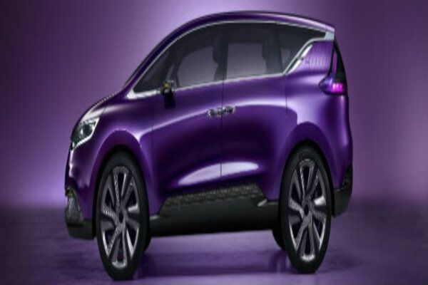Renault's New MPV RBC Launching in India in July