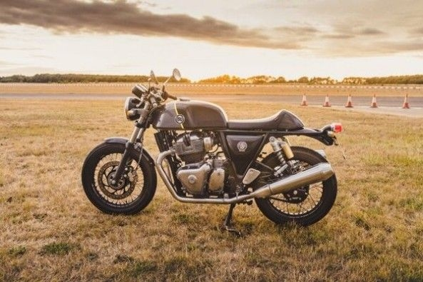 Royal Enfield Continental GT 650 Side Profile