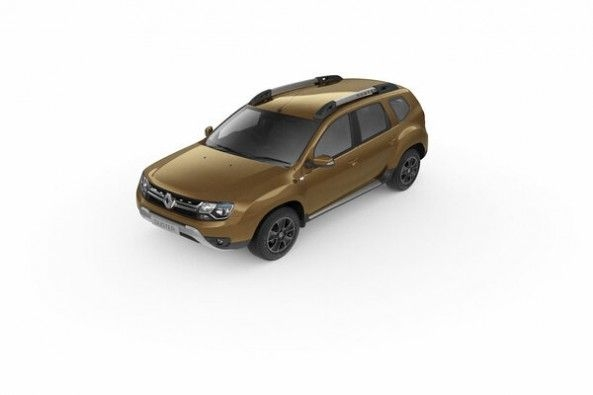 Brown Color Renault Duster