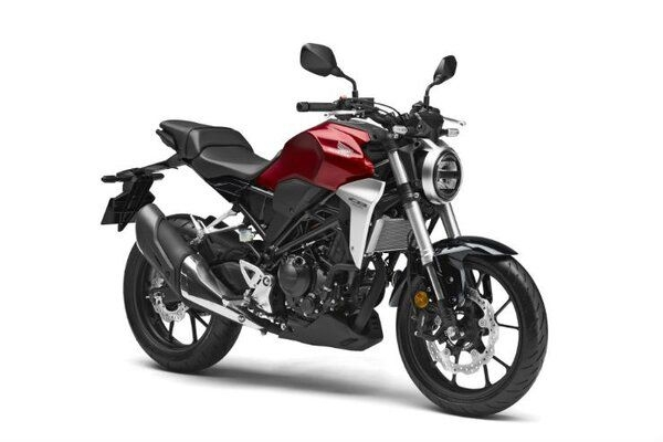 Buy Honda CB300R Naked Sports Motorcycle