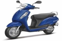 Suzuki Access 125 Gets Combi-Braking System as Standard