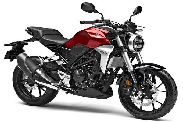 Honda Releases Official Accessories List for CB300R