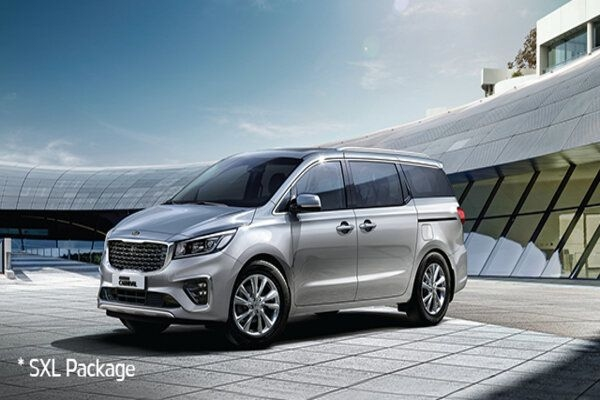 Kia Grand Carnival To Finally Challenge Toyota Innova Crysta in India