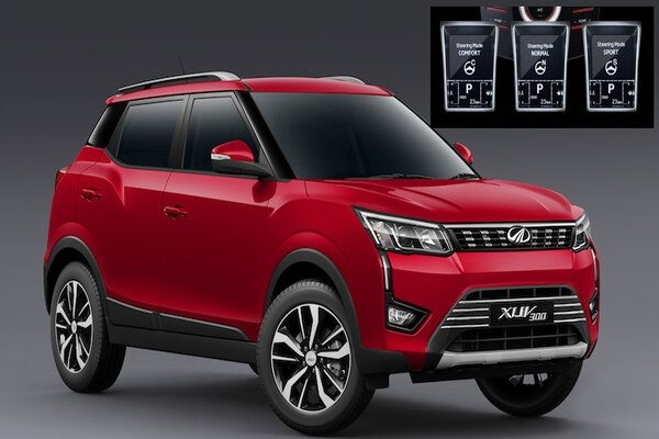 The XUV300 Has More Features Than The XUV500 : Here's The Proof