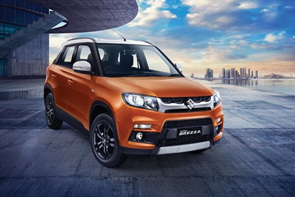 Facelifted Maruti Suzuki Vitara Brezza Already in Production?