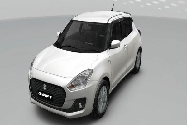Maruti Suzuki Offering Two Customization Options for Swift