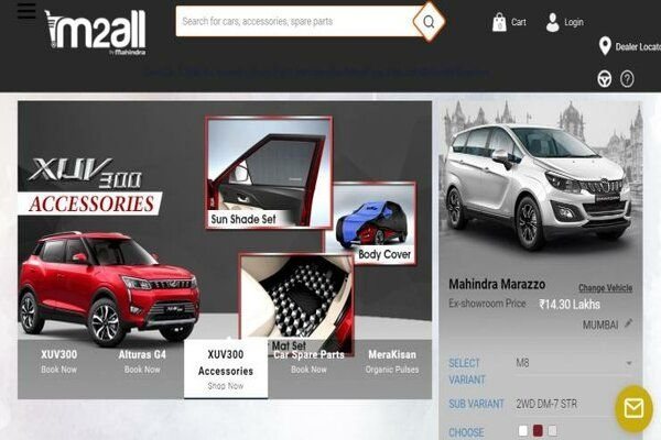 Mahindra Genuine Spare Parts Now Just a Click of Button Away