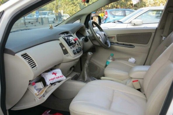 First Aid Box in Cars