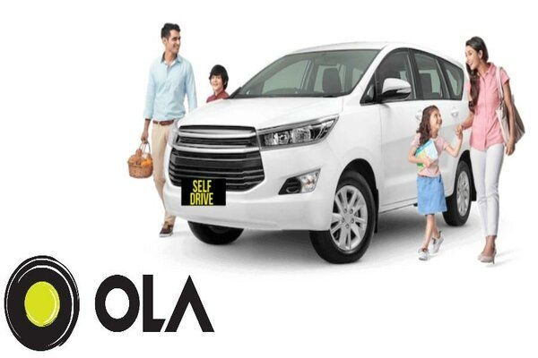 Ola Cabs All Set To Offer Self-Drive Car Service in India