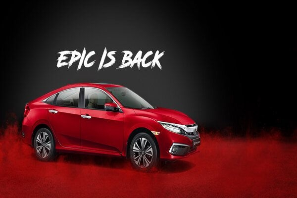 Honda Civic Finds Big Success With 2,400 Bookings in Just 40 Days