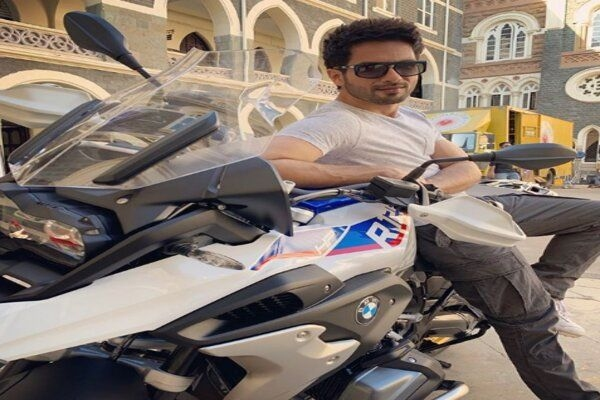 Shahid Kapoor Buys BMW R1250 GS Adventure Tourer