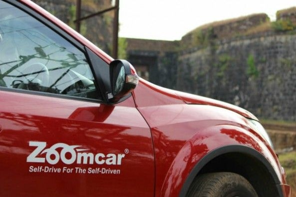 Red Color Zoomcar