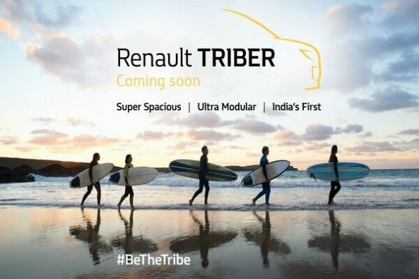Renault Triber Poster Launched