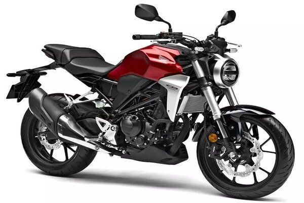 Honda Begins Deliveries for Naked Street CB 300R in India