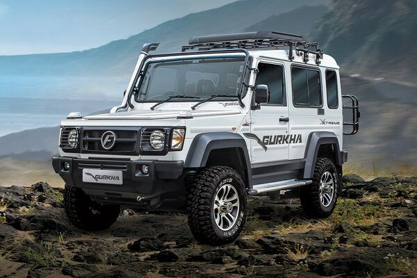Force Motors Updates Gurkha SUV With ABS
