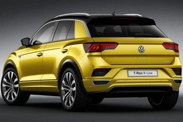 Volkswagen All Set To Bring T-Roc Compact SUV to India