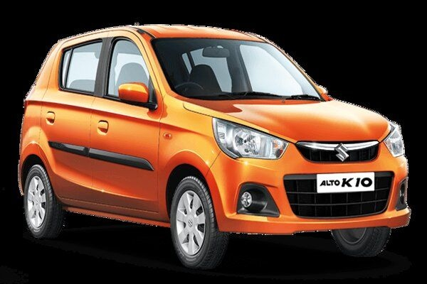 Maruti Updates Alto K10 With Latest Safety Features