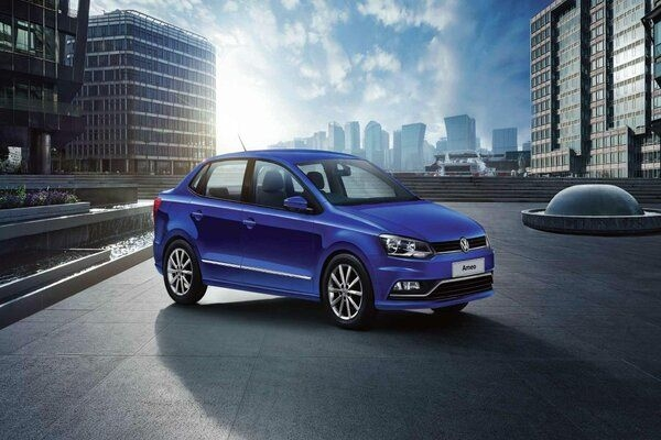 Volkswagen Launches Ameo Corporate Edition in India