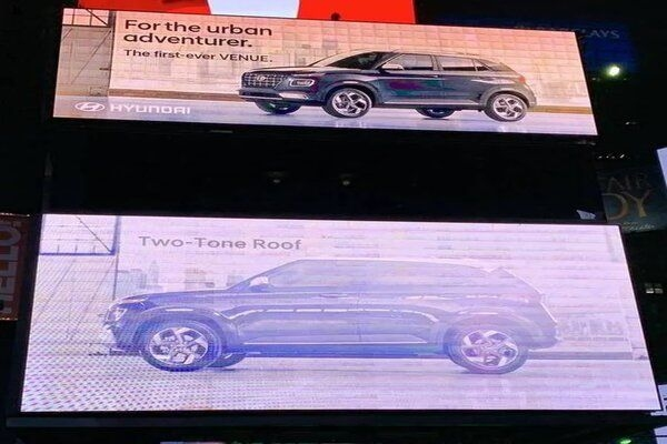Hyundai Venue's Production Ready Version Images Leaked Online