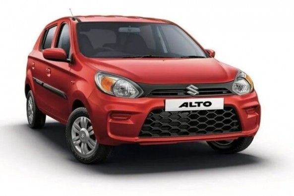 Maruti Alto 800 New Version
