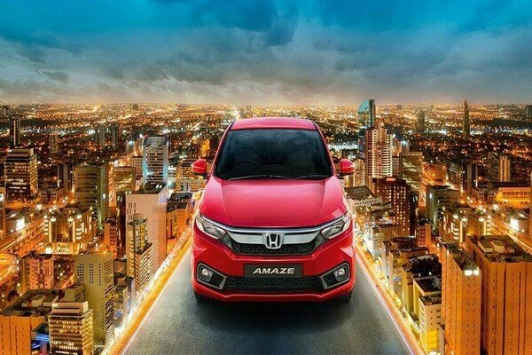Honda Now Offering Automatic Transmission on Top Models of Amaze