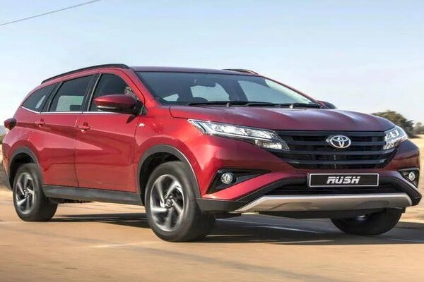 Toyota Rush India Launch Confirmed, Says Online Report