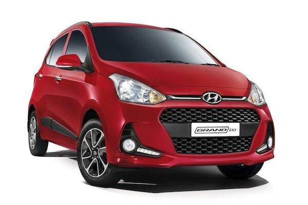 Hyundai Introduces CNG Dual Fuel Version of Grand i10 in India