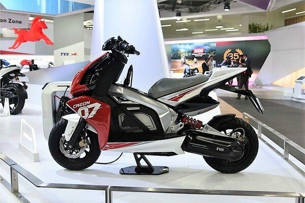 TVS Likely To Launch All-New Electric Scooter in India by March 2020