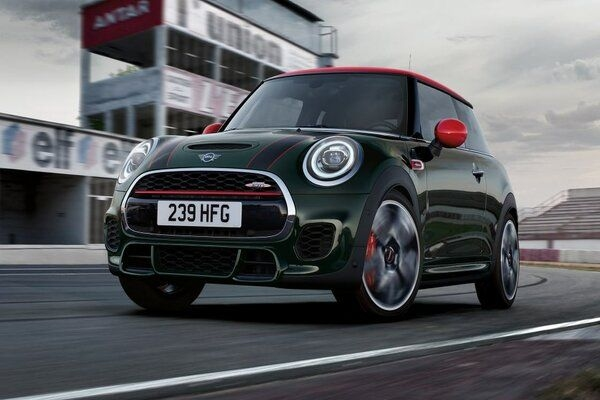 Mini Cooper's Performance Version John Cooper Works Launched in India